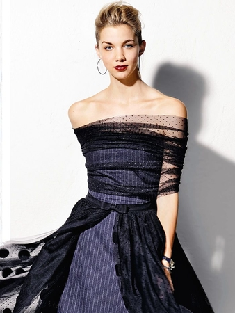 Платье-бюстье