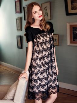 Платье в стиле бебидолл