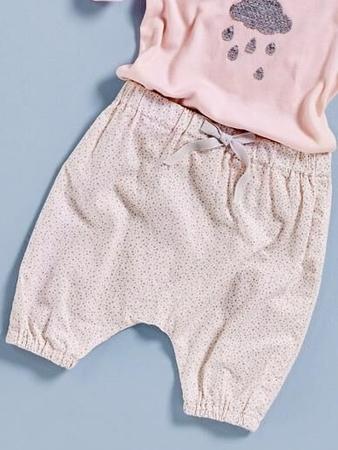 Штанишки для малышки