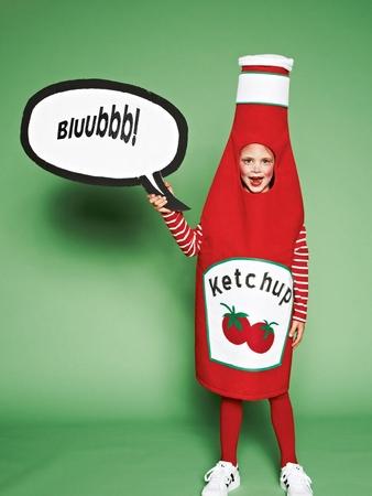 Маскарадный костюм «Кетчуп»