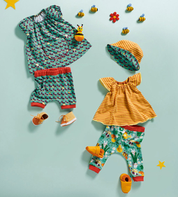 Платье для девочки до года