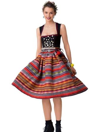 Платье-дирндль