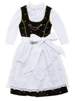 Платье и фартук для девочки