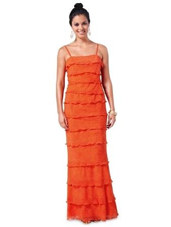 Платье на корсетной основе