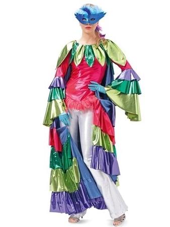 Маскарадный костюм «Райская птица»