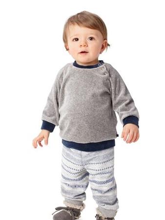 Пуловер-толстовка