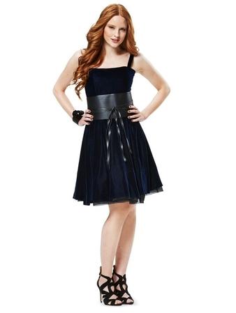 Платье-корсаж