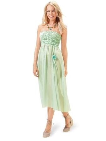 Платье, топ и юбка