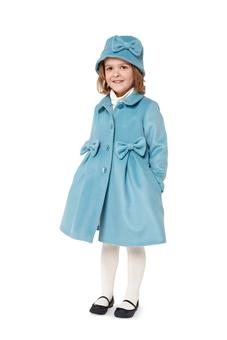 Пальто расклешённого силуэта