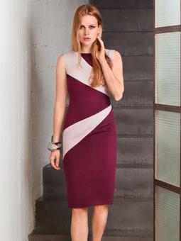 Платье-футляр