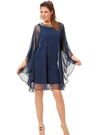 Платье-майка с накидкой