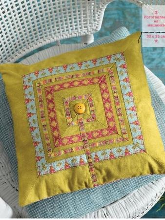 Подушка «Весенняя»