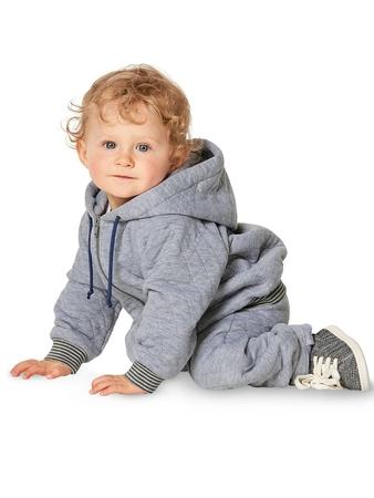 Детский анорак и штанишки