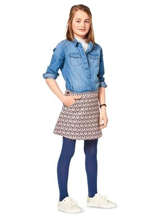 Мини-юбка для девочки