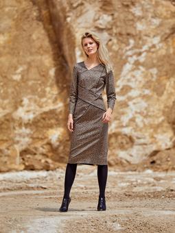 Платье облегающего силуэта