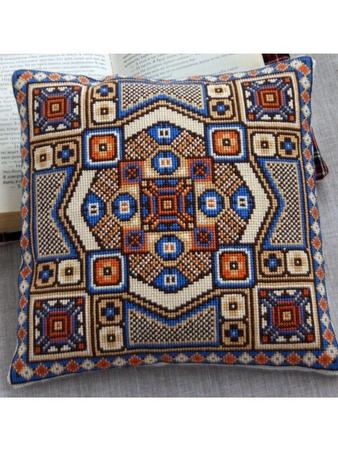 Схема вышивки «В мире геометрии»