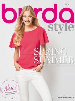 Каталог Burda весна-лето/2018