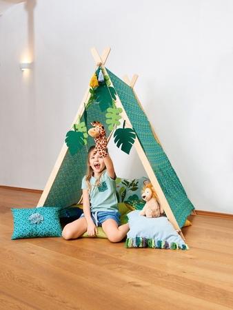 Палатка для детской комнаты