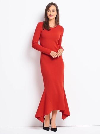 Платье с втачными клиньями