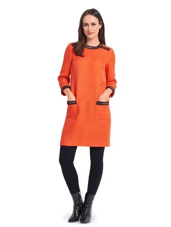 c2562f771fa Платье с воротником-стойкой - выкройка № 6381 из журнала 14 2018 ...