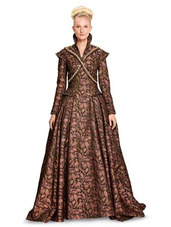 Карнавальное платье «Ренессанс»
