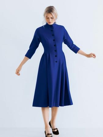 Платье из Burda 12/1955