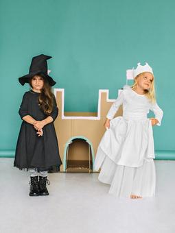 Маскарадный костюм «Ведьмочка»