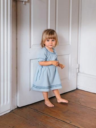 Платье с рукавами реглан для девочки