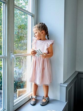 Кружевное платье для девочки купить в интернет-магазине Pandao.ru ... | 450x338