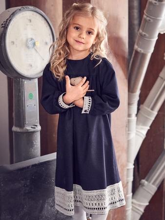 Пышное платье для девочки