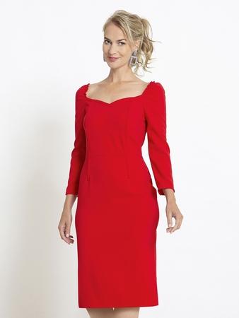 Платье от голландского дизайнера одежды Яниса