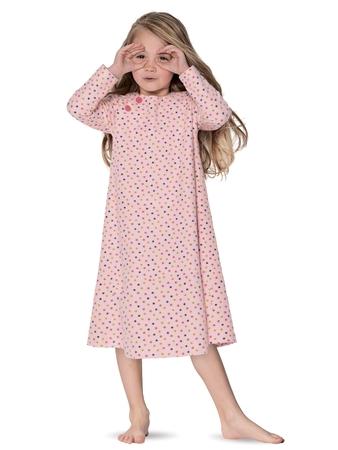 Домашнее платье расклешенного силуэта