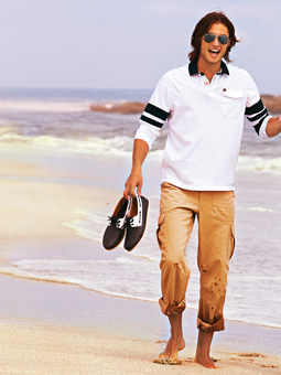Мужские брюки карго