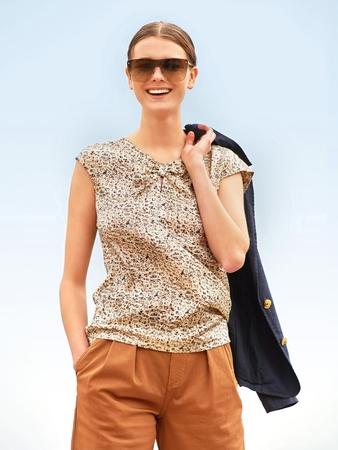 Модель блузки