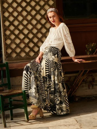 Модель юбки