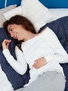 Пуловер с рукавами реглан