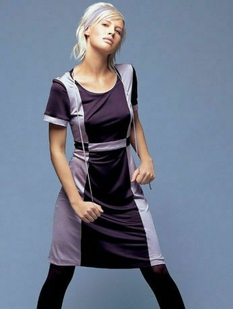 Платье и лента для волос