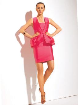 Платье-корсаж Dice Kayek