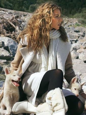 Дубленка из натуральной овчины