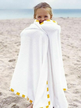 Купальное полотенце