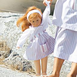 Фартук для куклы