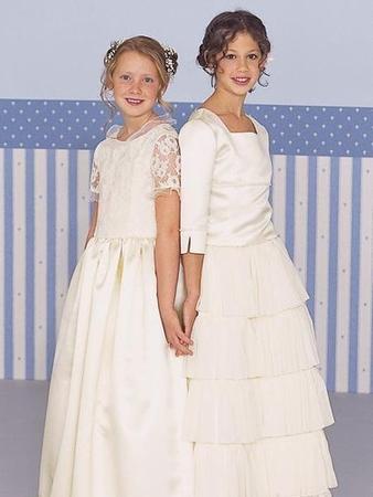 Платье и нижняя юбка