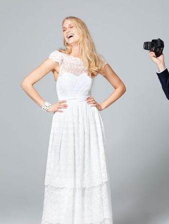 8874c8ea1aa Платье с открытой спиной - выкройка № 112 из журнала 3 2013 Burda ...