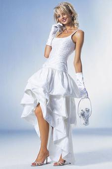 Свадебный наряд в голливудском стиле