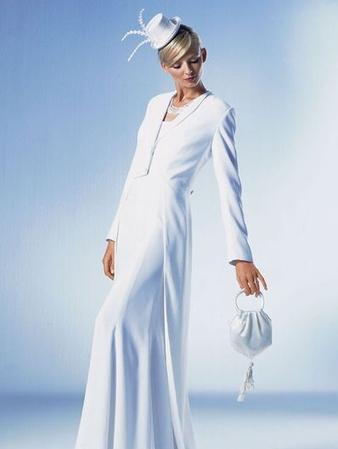 Свадебный наряд: платье