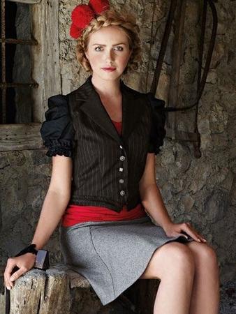 Блуза-жилет