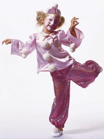 Маскарадный костюм «Пьеретта»