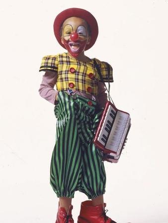Маленький клоун