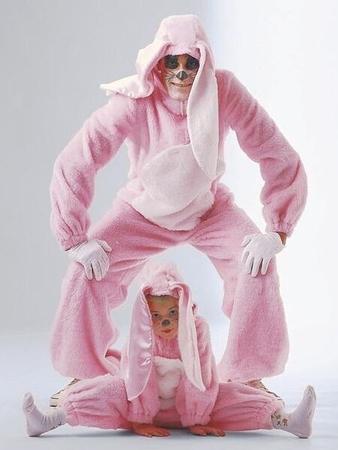 Маленький заяц