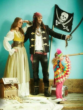 Пират: рубашка